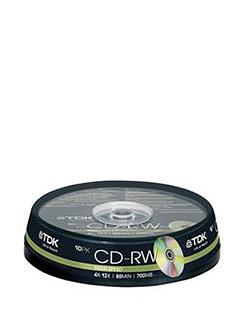 Rewritable CD Pack