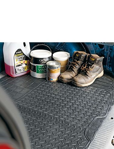 Universal Heavy Duty  Car Boot Mat