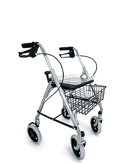 Steel Rollator Walker