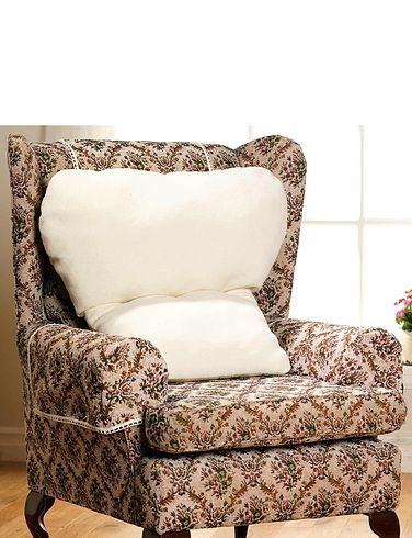 Fleece T Cushion