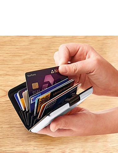 Credit Card Saftey Wallet
