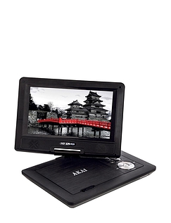 Akai Portable 7 Inch DVD Player