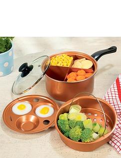 Copper Chef Multi-use Pan