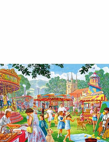 Sixties Summer Fete- 2x 1000PCS