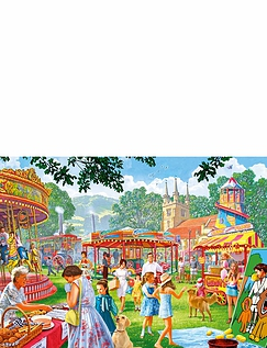 Sixties Summer Fete- 2x 1000PCS
