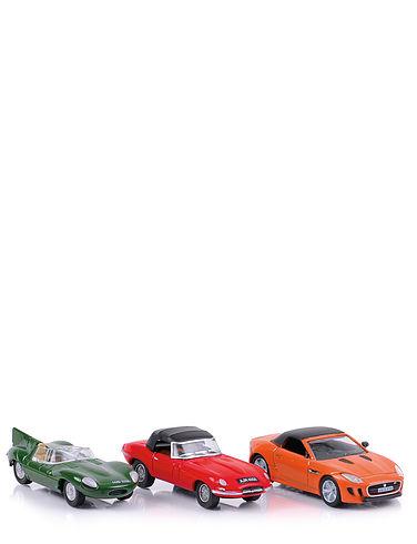 Set of 3 Jaguars