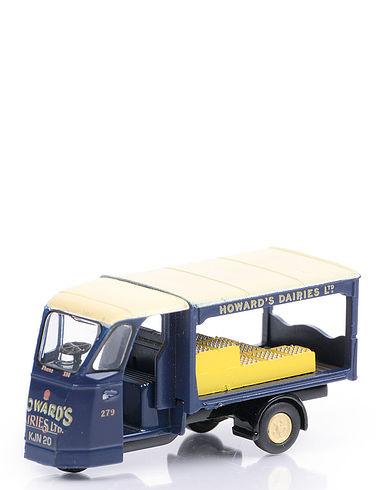 Howards Dairy Van
