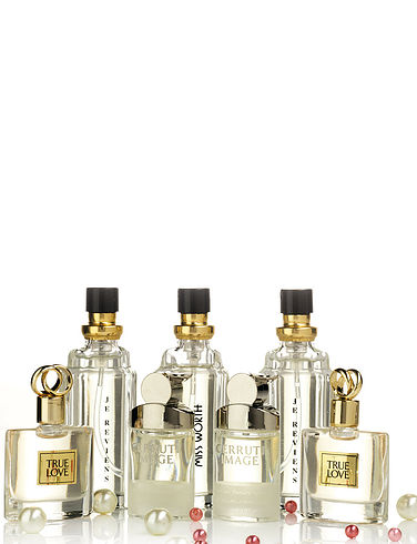 Set of 7 Ladies Fragrance