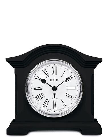Court-Room Radio Controlled Mantel Clock