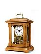 Real Wooden Lantern Mantle Clock