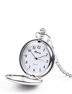 Personalised Gentlemens Pocket Watch
