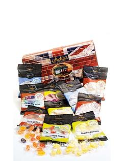 Sugar-Free Union Jack Sweet Box