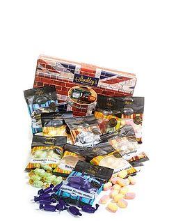 Gluten- Free Union Jack Sweet Box