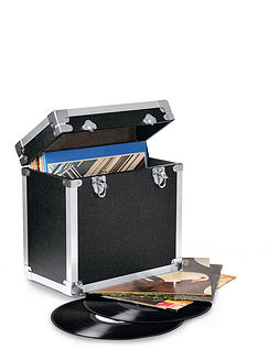 12 Inch Vinyl Record Storage Case