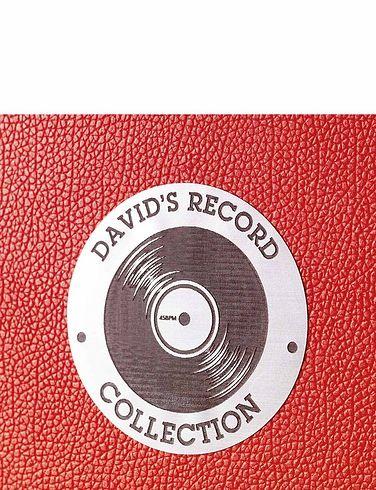 12 Inch Vinyl Record Storage Case