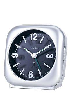 Neo Touch-Sensor Radio Controlled Alarm Clock