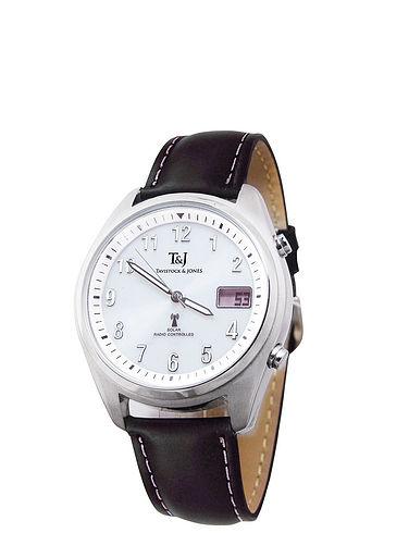 Solar Radio Controlled Watch- Strap