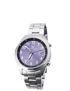 Solar Radio Controlled Watch-Bracelet