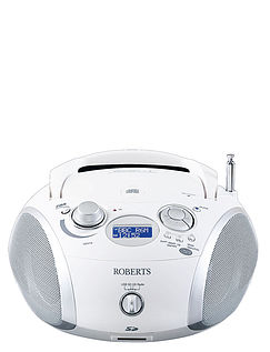Roberts DAB Stereo Radio With CD