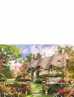 The Whitesmiths Cottage Puzzle