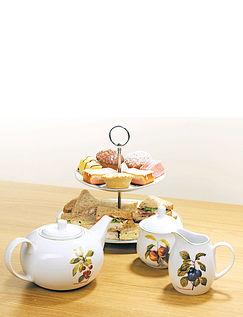 4 Piece Tea Set