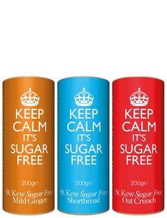 600g St Kew Keep Calm Sugar Free Triple Pack