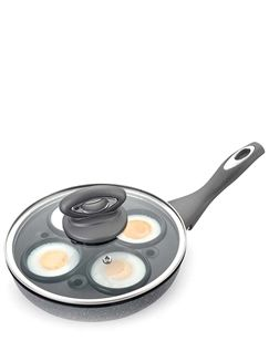 2 in 1 Fry Pan / Egg Poacher