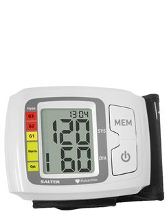 Salter Wrist Blood Pressure Monitor