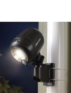 LED Spotlight With Infrared Sensor
