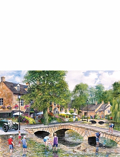 Bourton On The Water Jigsaw