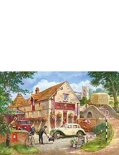 Old Brewery Jigsaw