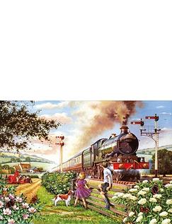 Railway Children Jigsaw