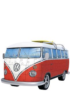 VW T1 Campervan - 3D Puzzle