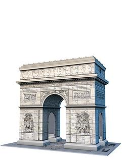 Arc de Triomphe - 3D Puzzle
