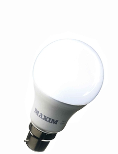 Set Of 5 Maxim 16W Lifetime Standard Bulbs (Bayonet Fitting)