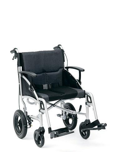 Transit Luxury Aluminium Wheelchair