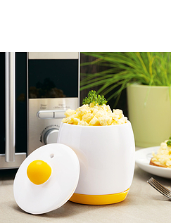 Ceramic Microwave Egg Cooker