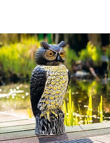 Garden Owl Bird Scarer