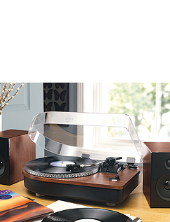 Steepletone Professional Record Player