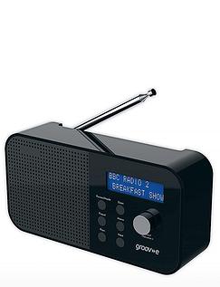 Groove Portable DAB / FM Radio