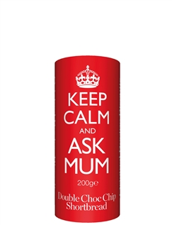Keep Calm Mothers Day Biscuits 200g
