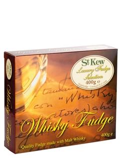 400g Whisky Fudge