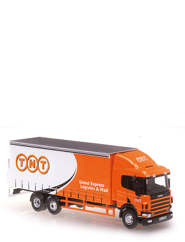 Truck Selection - TNT Truck