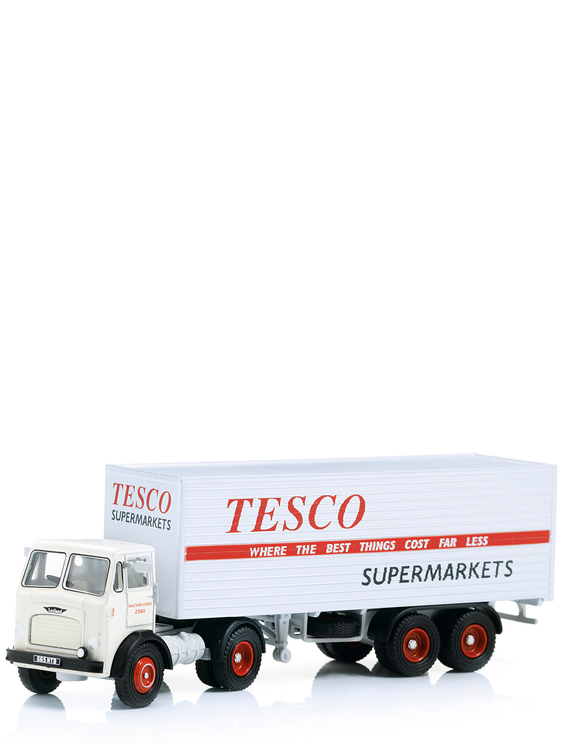 Truck Selection - Tesco Truck