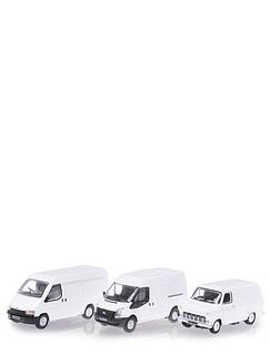 Ford Transit Vans - Set of 3