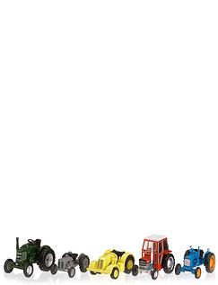 Tractors - Set of 5