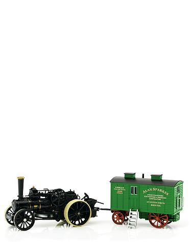 Fowler BB1 Plough Engine