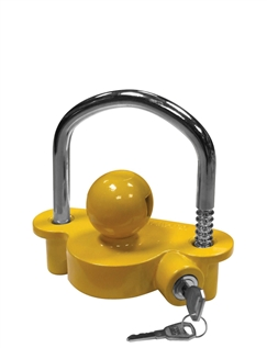 Universal Coupling Hitch Lock