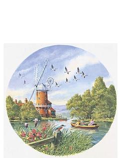 Windmill - Circular Puzzle