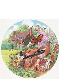 Cottage Garden - Circular Puzzle
